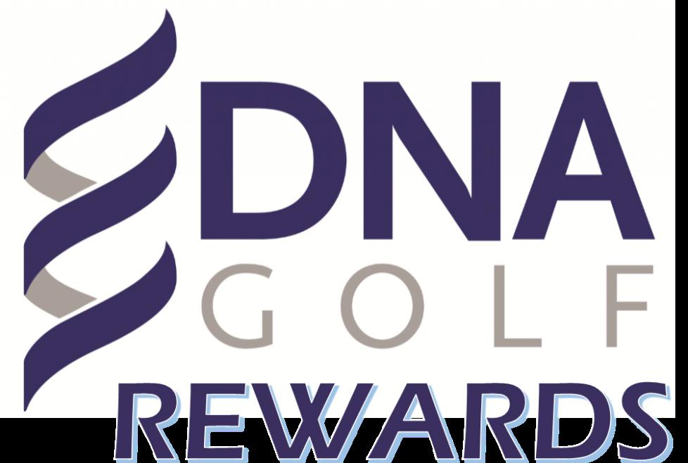 DNA GOLF REWARDS LOGO