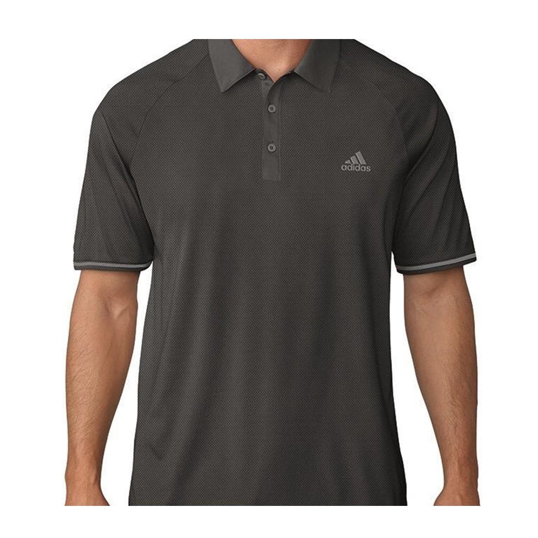 Isaac Júnior Mercado  Adidas Golf Climacool Athletic Raglan Polo – Darren Arber PGA Golf  Professional